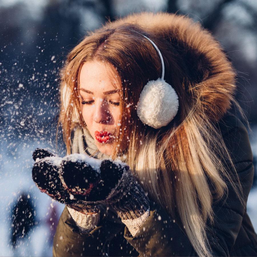 Soin du corps en hiver